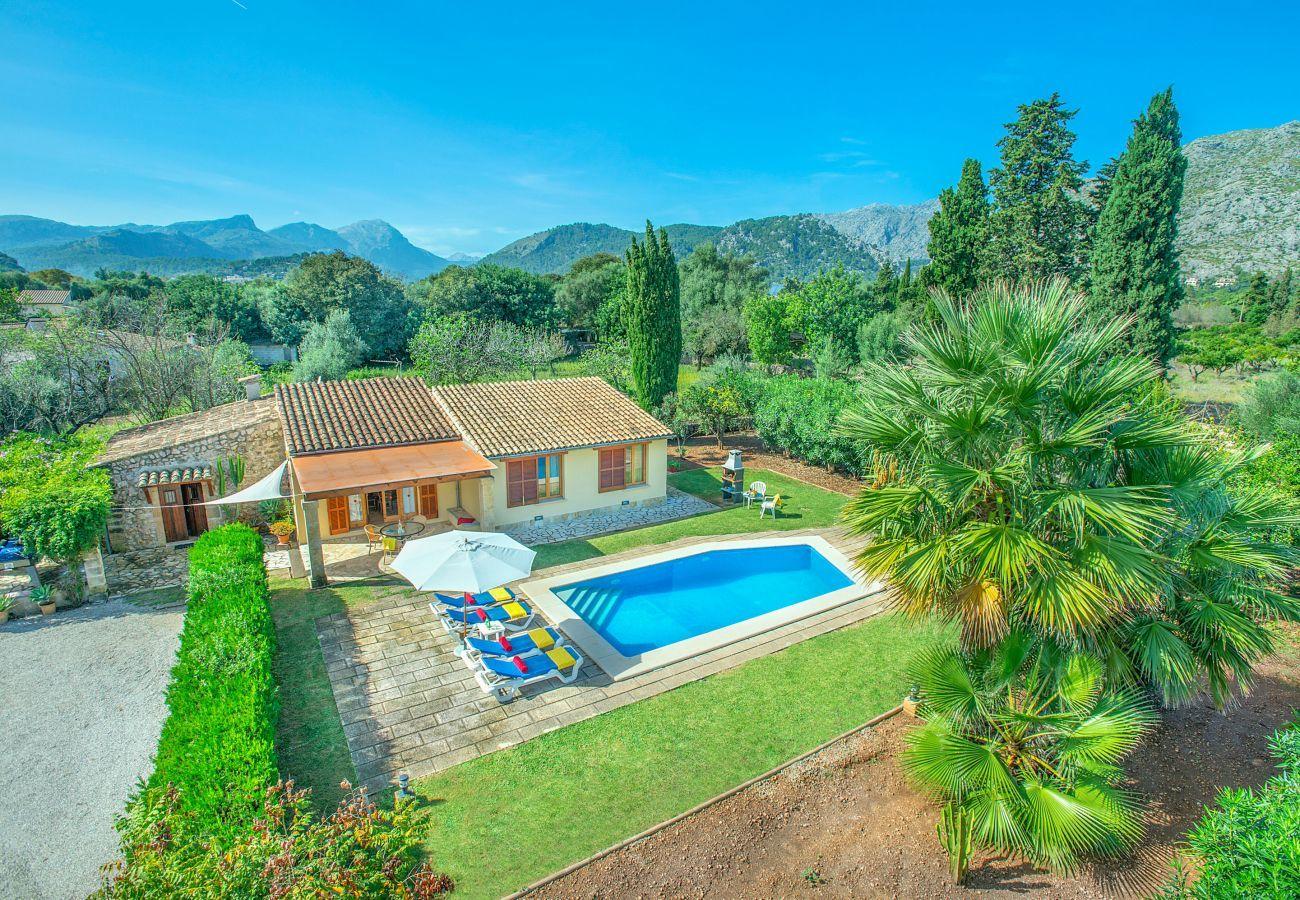 Cottage in Pollensa / Pollença - Almondoi, Villa-Finca 5StarsHome Mallorca