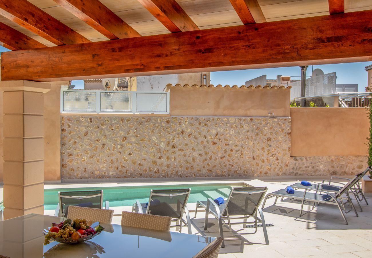 House in Pollensa / Pollença - Town55, House 5StarsHome Pollensa