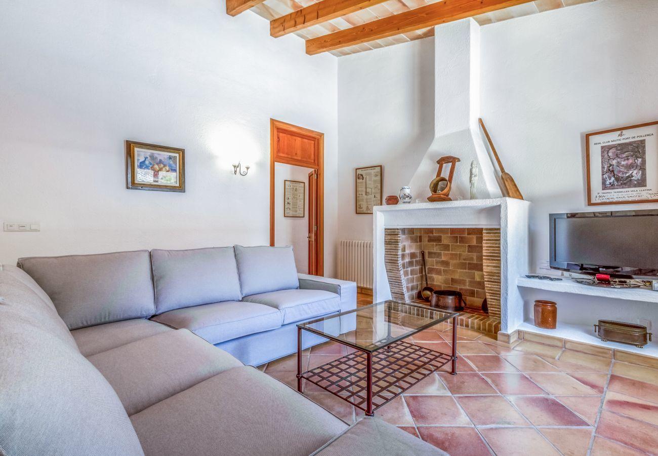 House in Pollensa / Pollença - Marto Vell, Finca 5StarsHome Mallorca