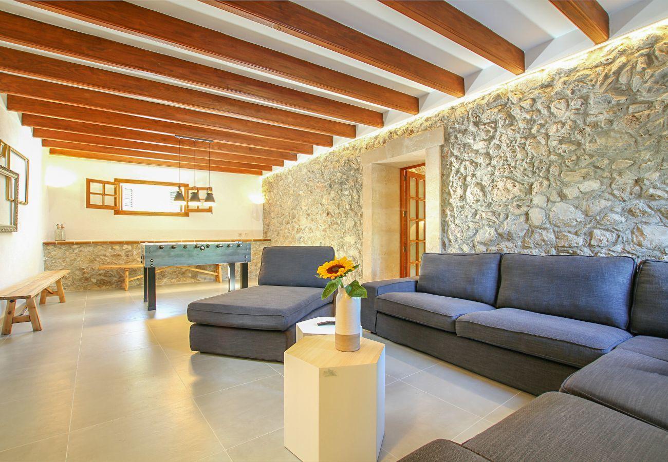 Cottage in Pollensa / Pollença - James Roma, Villa-Finca 5StarsHome Mallorca