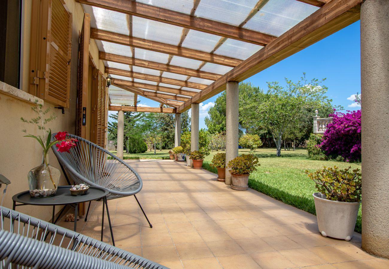 Villa in Muro - Can Bea, Villa 5StarsHome Mallorca